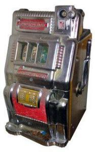 ClubMaster First Aristocrat Slot Machine