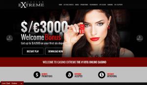 Casino Extreme Bonus