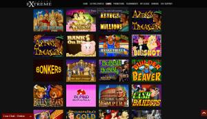 Casino Extreme Games