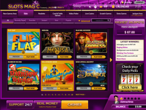 Slots Magic Instant Play