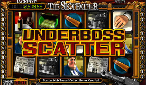 Betsoft The Slotsfather slots