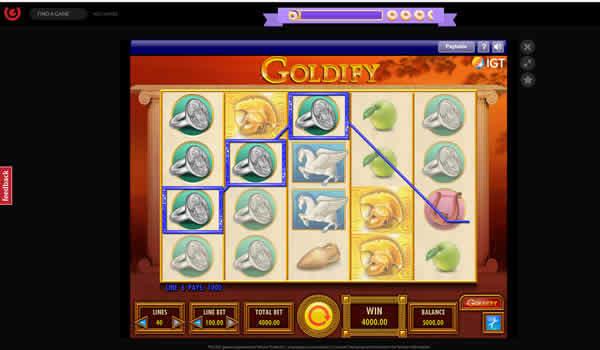 IGT Slots Goldify