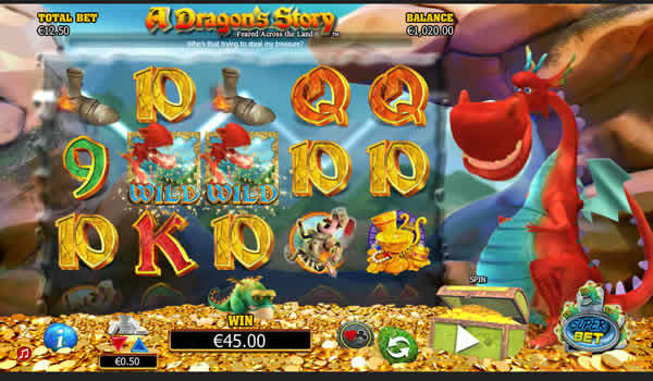 A Dragon's Story Nyx Slot