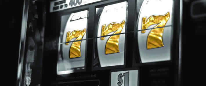casino slot machines rigged