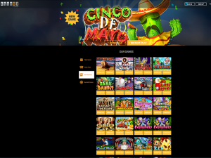Casino Branco Games Screenshot