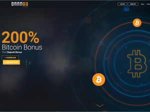 Casino Branco HomePage Screenshot