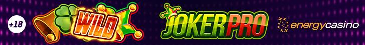 Energy Casino Joker Pro