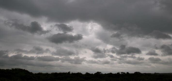 Little Black Clouds