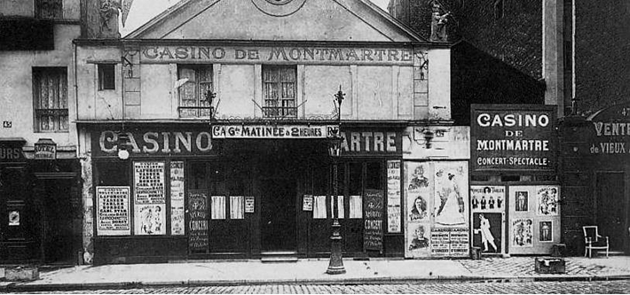 History of Gambling Casino Montmartre