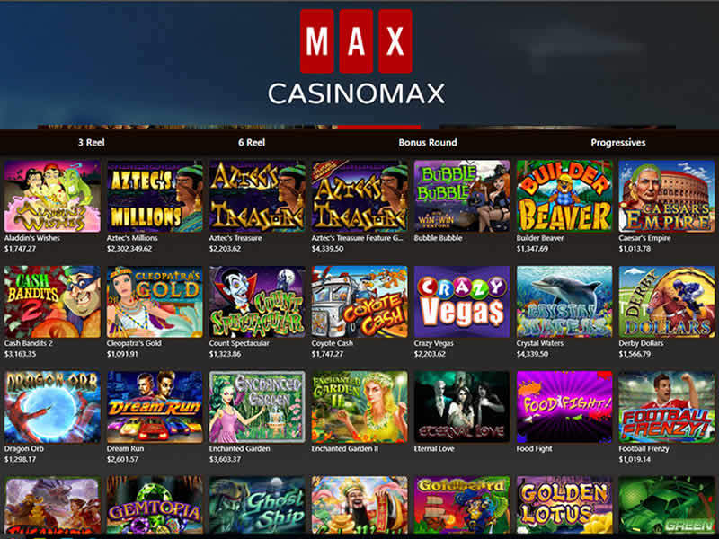 Casino Max Reviews