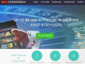 Casino Max HomePage