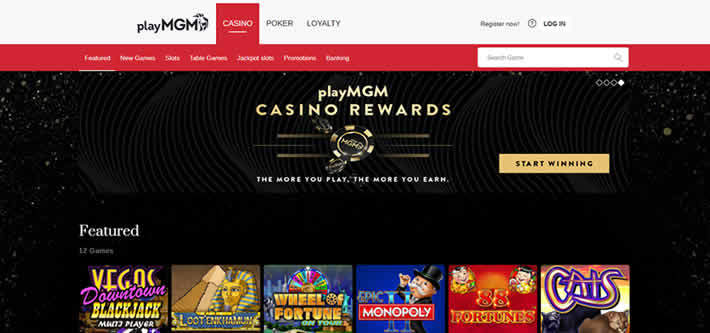 MGM Resorts launches First Online Casino