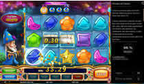 Wizard of Gems - Play'n Go Slot Machine