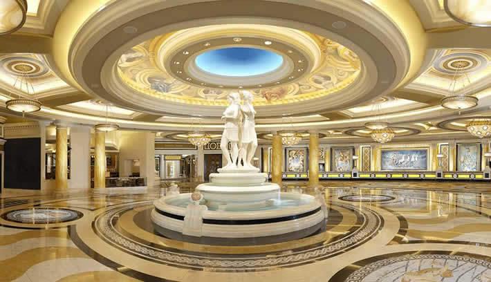 Caesars Palace – Las Vegas, Nevada, USA