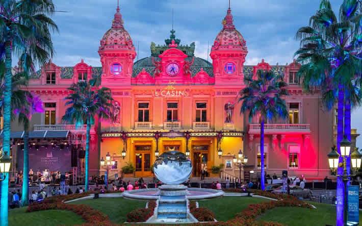 Casino de Monte-Carlo - Monaco