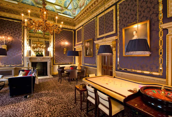 The Clermont Club – London, United Kingdom