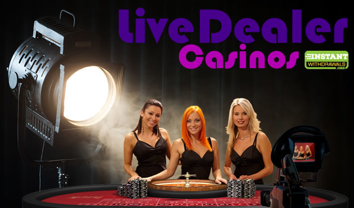 Live Dealer casinos with Fast Payouts