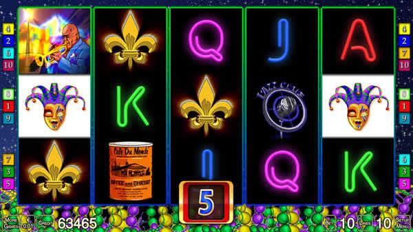Merkur Slot: Spirit of the South