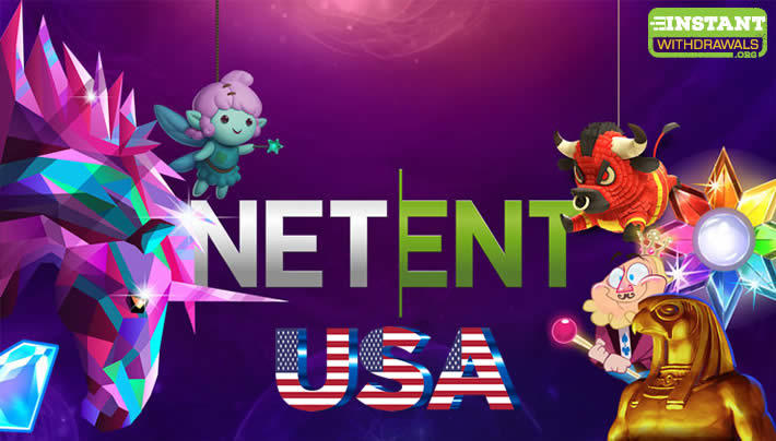 Netent Expansion in USA