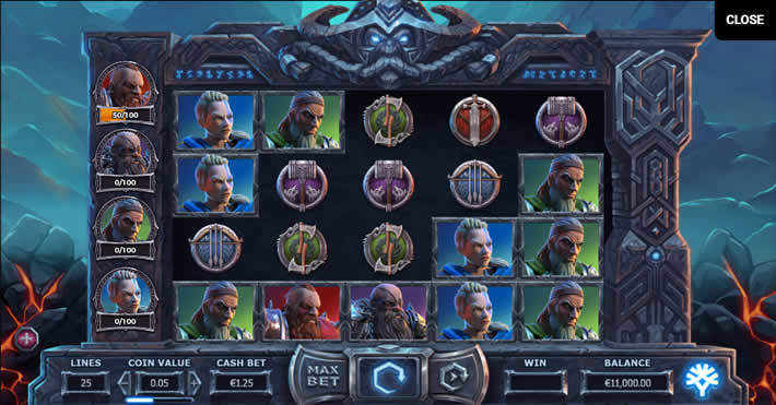 Yggdrasil Slot Games: Viking Series