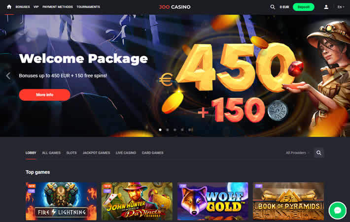 Joo Casino HomePage