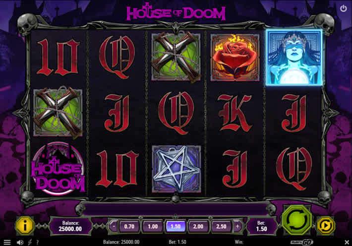 Play'n Go: House of Doom