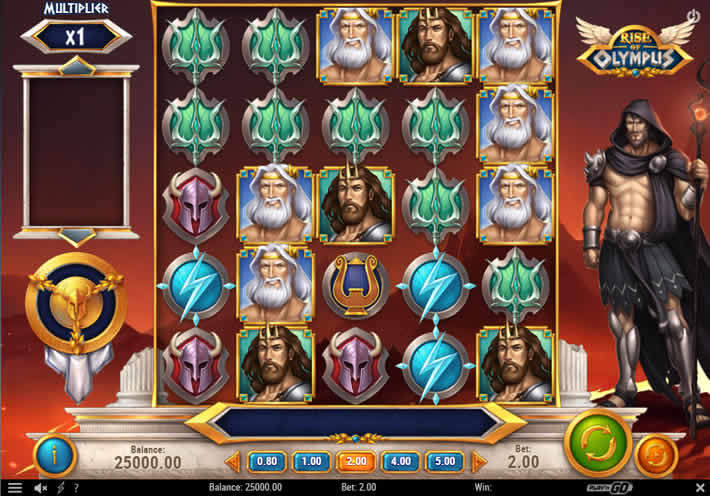 Play'n Go: Rise of Olympus