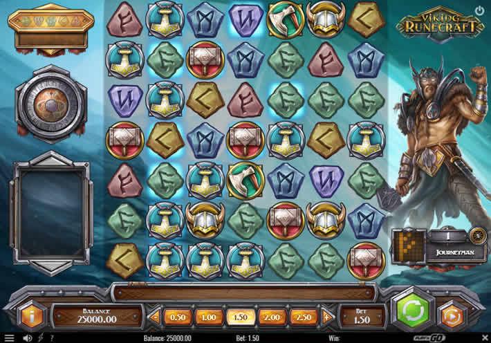 Play'n Go: Viking Runecraft
