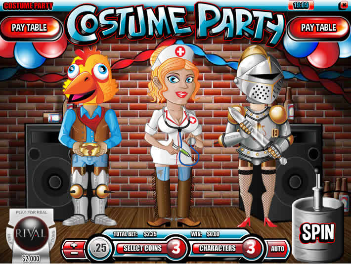 Rival: Costume Party