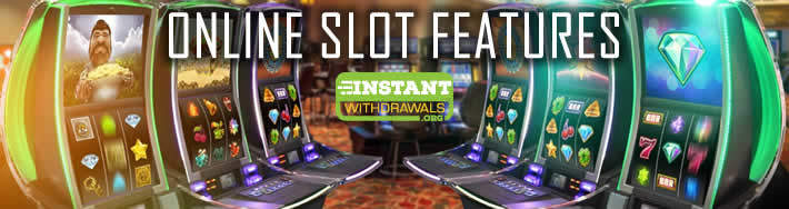 Online Slot Features