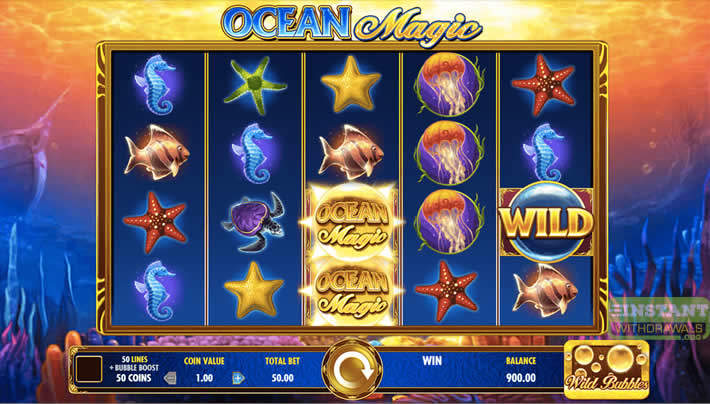 Ocean Magic Slot by IGT