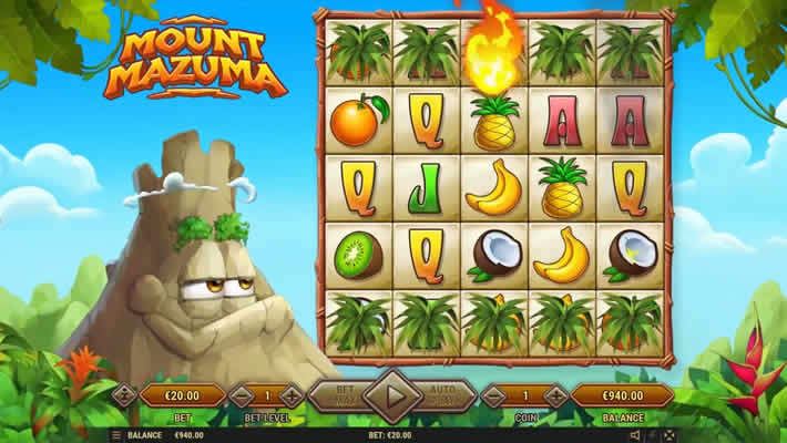 Mount Mazuma pokie