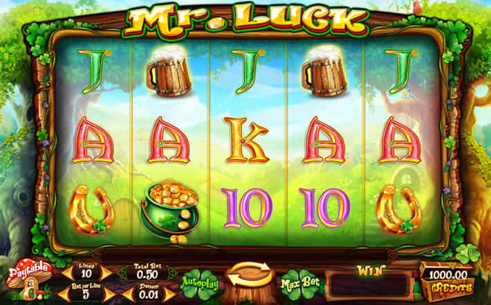 Mr. Luck Slot