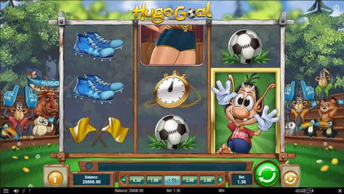 Penny Slots: Hugo Goal