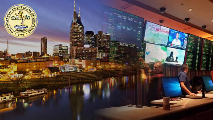 Tennessee House Committee Passes Online Sports Betting Bill