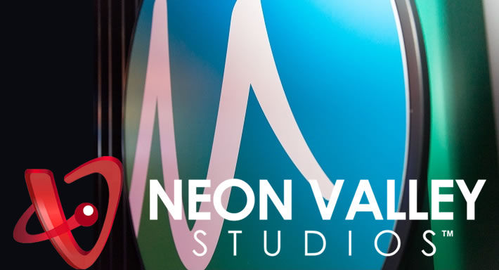 Microgaming partnership with Neon Valley Studios