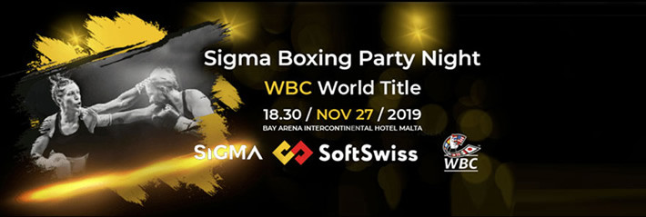 WBC 2019 - Softswiss Sponsor