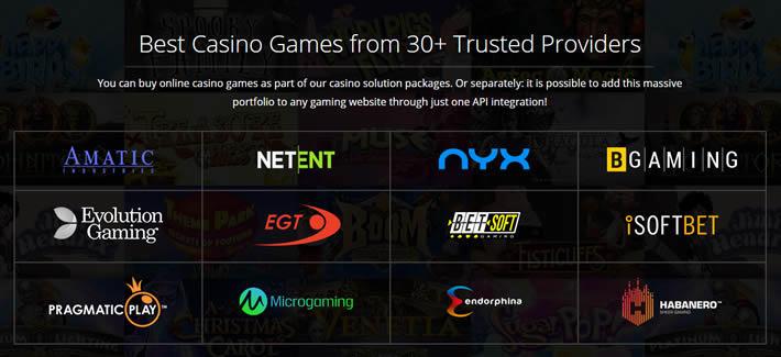 Softswiss Gaming Platform
