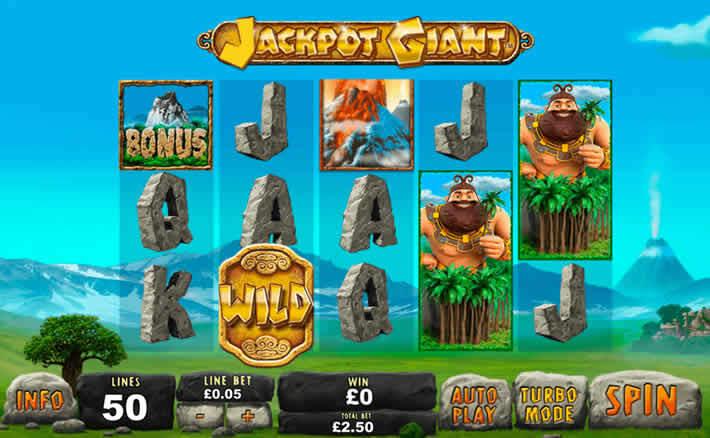 Playtech Jackpots: Jackpot Giant slot.