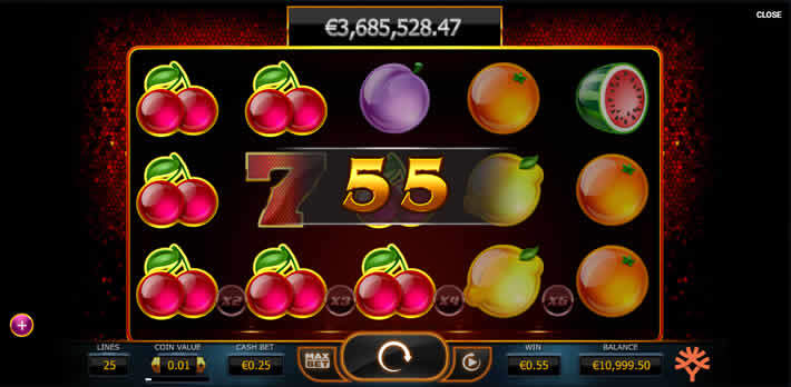 Joker Millions slot: Yggdrasil Gaming Progressives.