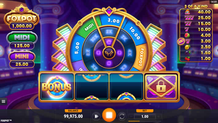 Microgaming Slots: Foxpot launched in 2021