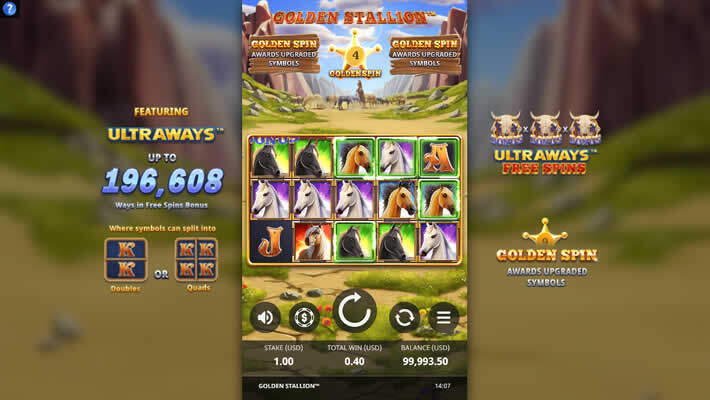 Microgaming Slots: Golden Stallion launched in 2021