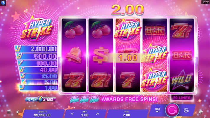 Microgaming Slots: Hyper Strike launched in 2021