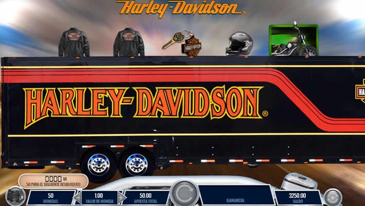 IGT Harley Davidson Slot