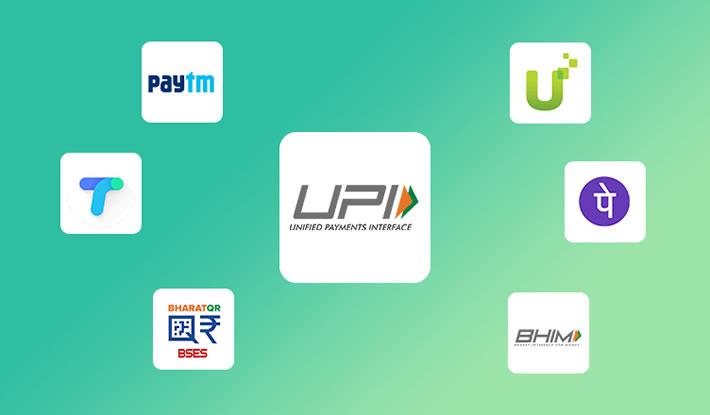 UPI Payments & bank integration