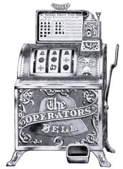 Operators Bell Slot Machine.